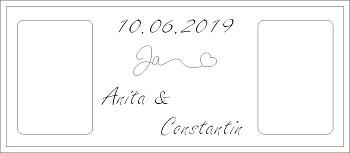 Hochzeit JA
