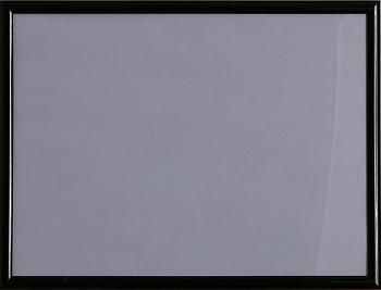 Kunststoff-Wechselrahmen 18x24 cm Schwarz