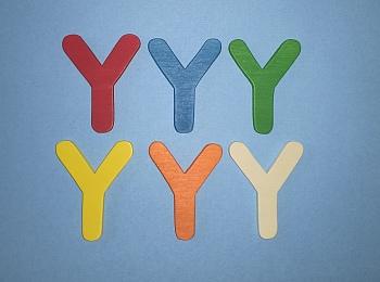 Buchstabe Y