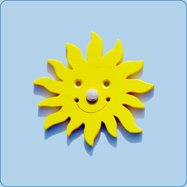 Sonne-gelb
