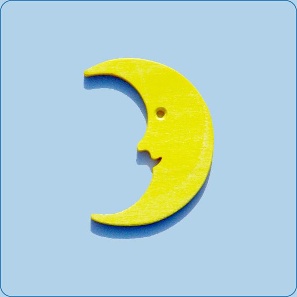 Mond-gelb