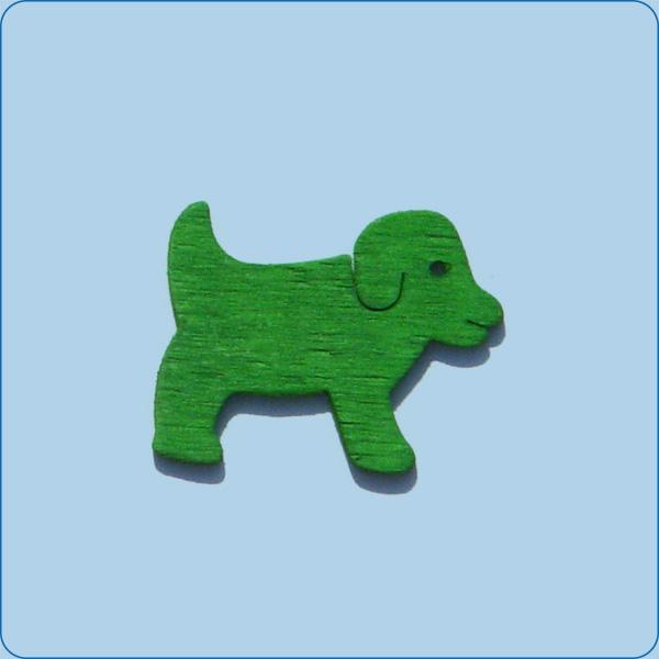 Hund-grün