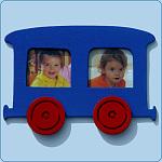 Anhänger-blau