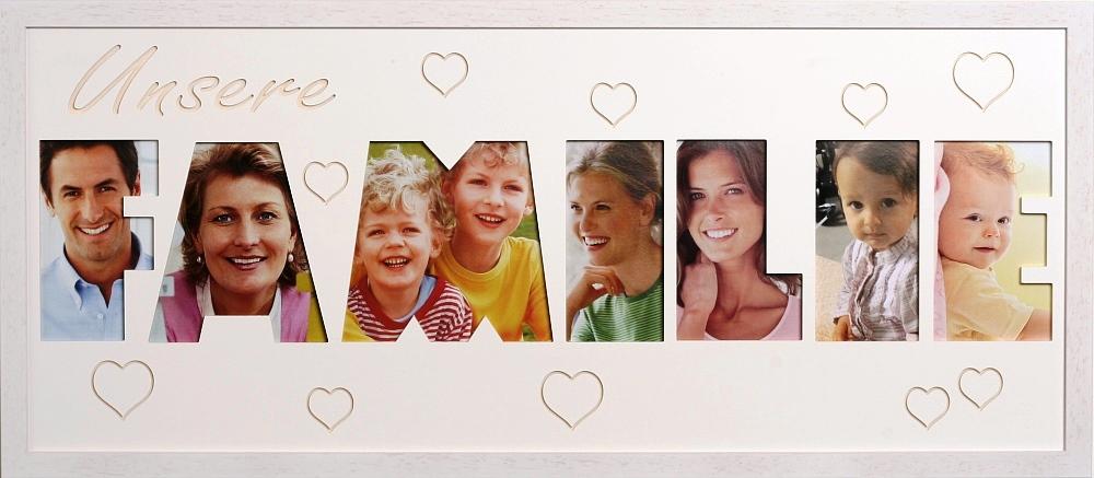 Familie mit Herzen 11cm